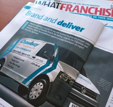 Franchise Brands Marketing Cover Story