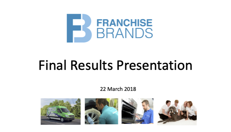 Final Results Presentation 2017